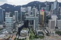 Hong Kong office rentals in Central should continue higher this year, Nomura says. Photo: Roy Issa