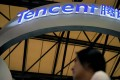 China has singled out Tencent Holdings' popular news app for spreading vulgar information while shutting down more than 700 websites and thousands of apps in the span of just three weeks. Photo: Reuters