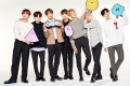 The internationally renowned K-pop boy band BTS, which has been a hit promoting the financial services of KB Kookmin Bank. Photo: KB Kookmin Bank