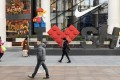 Shanghai is keen to transform itself into a global financial centre on par with New York and London by 2020. Photo: Bloomberg