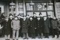 Members of the first group of Chinese students to travel to the US for university study in the late 1970s.
