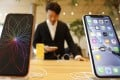 Apple says iPhone revenue worldwide declined 15 per cent in its fiscal first quarter ended December 29, hurt by slower demand at its Greater China business and other emerging markets. Photo: EPA-EFE