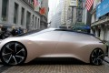 Chinese electric vehicle company Nio makes a big impression on Wall Street as it joins the New York Stock Exchange in September last year. Photo: Reuters