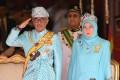 The incoming 16th King of Malaysia, Al-Sultan Abdullah Ri'ayatuddin Al-Mustafa Billah Shah Ibni Sultan Ahmad Shah Al-Musta'in Billah. Photo: AFP