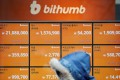 Bithumb's 4.5 million users globally will form the potential client base on which BXA will develop its network. Photo: Reuters