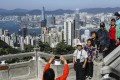 The rise in tourist numbers in 2018 was largely spurred by visitors from mainland China. Photo: Sam Tsang