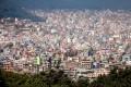 The view of Kathmandu from the Swayambhunath stupa. Picture: Alamy