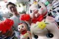 Tsang Shu-ho says his piggy banks were a lifesaver. Photo: Felix Wong