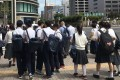Schools across Japan reported more than 410,000 cases of bullying during fiscal 2017. Photo: AFP