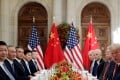 Chinese President Xi jinping and US President Donald Trump may not meet again before a March 1 deadline to reach a deal in the trade war. Photo: Reuters