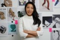 """Sarah Fung, founder of """"recommerce"""" site Hula, believes that technologies such as blockchain can help cut down waste in fashion."""