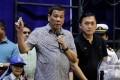Philippine President Rodrigo Duterte. Photo: EPA