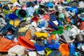 The Canadian rubbish had been falsely labelled as plastics for recycling. Photo: Alamy