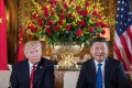 No date or place has been set for the next summit between US President Donald Trump and Chinese President Xi Jinping. Photo: AFP
