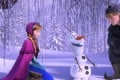 """Remember when Disney was a powerhouse of animated musicals? Disney is back in the game with """"Frozen."""" Illustrates FILM-FROZEN (category e), by Stephanie Merry (c) 2013, The Washington Post. Moved Tuesday, Nov. 26, 2013. (MUST CREDIT: Disney)"""