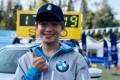 Leanne Szeto is ready to run a good race in the half-marathon in Sunday's Hong Kong Marathon. Photo: Chan Kin-wa