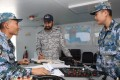 China and Pakistan naval personnel during the Aman-19 multinational naval exercise, involving 46 countries, which was hosted by Pakistan from February 8 to 12. Photo: QQ