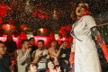 Drag queen Anita Schwanz performs a routine at Anchor gay bar in Beijing's Chaoyang district. Photo: Simon Song