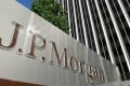 The bank says it started developing JPM Coin about a year ago in response to client demand. Photo: AFP
