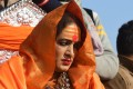 Laxmi Narayan Tripathi, a transgender rights activist and chief of the Kinnar Akhara monastic Hindu order. Photo: AAFP