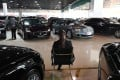 A luxury car showroom in Beijing. The ratio of second-hand vehicles to new models stood at 49.1 per cent in 2018, a 6 percentage point growth over 43 per cent in 2017, according to the China Automobile Dealers Association. Photo: AFP