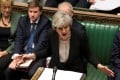 Britain's Prime Minister Theresa May has yet to bring a Brexit plan before Parliament that the majority will support. Photo: Reuters