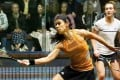 Nicol David is no longer a major force in women's squash. Last year, she crashed out of the Hong Kong Open at the first hurdle. Photo: Handout