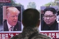 The Trump administration has enforced sanctions more stringently due to concerns Kim Jong-un is not serious about denuclearisation. Photo: AP