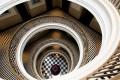 The circular stairwell in The Edinburgh Grand, in Scotland. Picture: The Edinburgh Grand