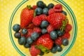 Fruits such as blueberries and strawberries help balance the immune system and are good anti-inflammatory dietary choices. Photo: Alamy