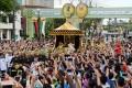 Brunei's Sultan Hassanal Bolkiah marks his golden jubilee. Photo: AFP