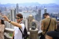 The Tourism Board plans to focus on attracting more overnight visitors to Hong Kong. Photo: Robert Ng