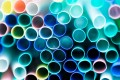 Due to the heavy volume of plastic produced each year, a move to ban plastic straws has been gathering momentum worldwide. Photo: AFP