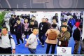 A screen shows visitors being filmed by AI security cameras with facial recognition technology at the 14th China International Exhibition on Public Safety and Security in Beijing on October 24, 2018. Photo: AFP