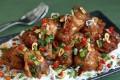 Vietnamese butter chicken wings. Photo: Jonathan Wong