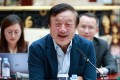 """Huawei founder Ren Zhengfei said in 2015 he had """"already transferred"""" his duties to a successor. So when it comes to his recent remarks about Huawei, should the world understand him to be speaking as a father, whose daughter is still in detention in Canada, and not as a businessman whose words still carry weight? Photo: AFP"""