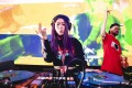 DJ RayRay, from Taiwan, was one of the female DJs performing at January's male-dominated 2019 Red Bull Music 3Style World DJ Championships held in Taipei. √