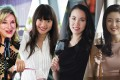 Hong Kong's four female masters of wine (from left) Debra Meiburg, Jennifer Docherty, Sarah Heller and Jeannie Cho Lee.