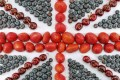 British consumers reined in their spending last month as anxiety over Brexit reached fever pitch, according to a survey published Tuesday. Photo: Bloomberg