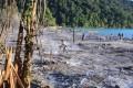 Aftermath of the Moken village in Au Bon Yai bay, Surin Islands. Photo: courtesy of mokenislands.com