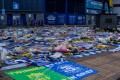 Cardiff City and Leicester City fans came closer together after Cardiff fans were respectful following the death of Leicester's chairman. Photo: Alamy