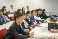 Students attend a lecture at the University of Hong Kong. Picture: Shutterstock