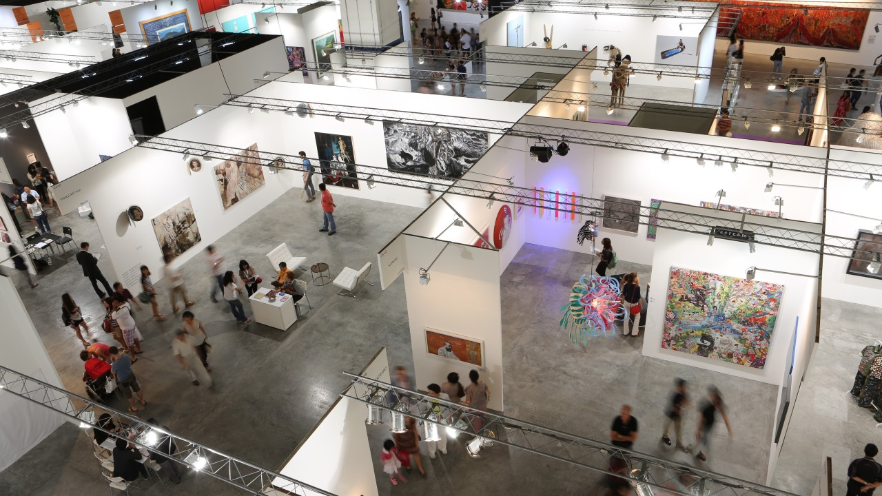 Major Singapore art fair cancels a week before opening, leaving galleries and artists stranded