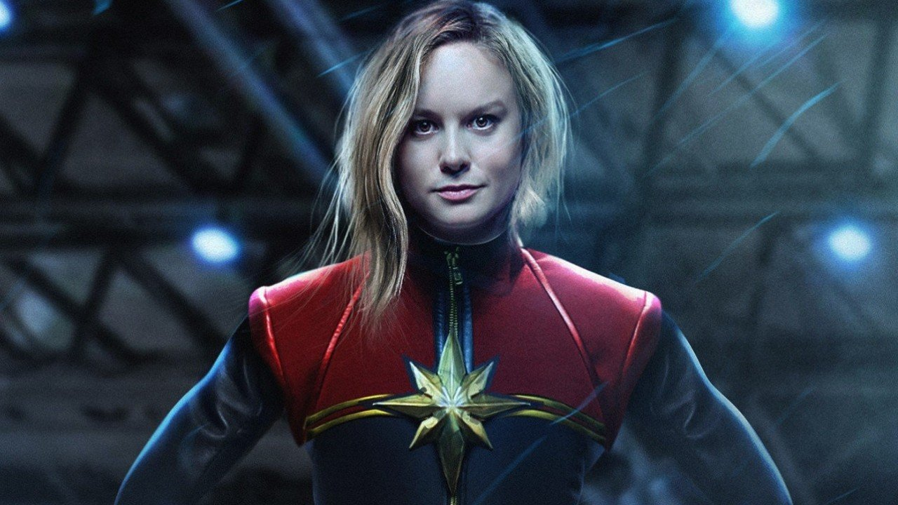 How to get 'Captain Marvel' actress Brie Larson's body