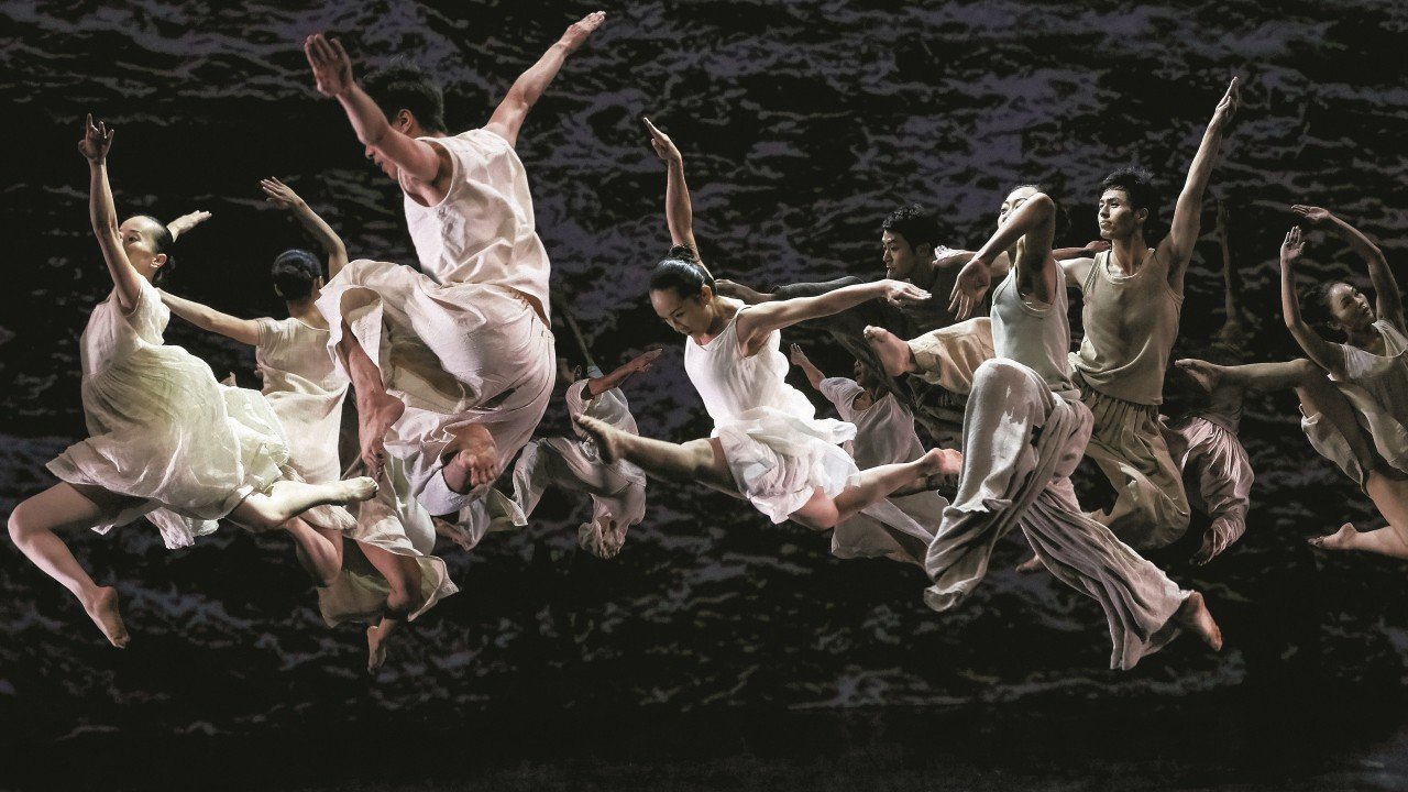Cloud Gate Dance Theatre choreographer Lin Hwai-min's career celebrated after a life dedicated to dance