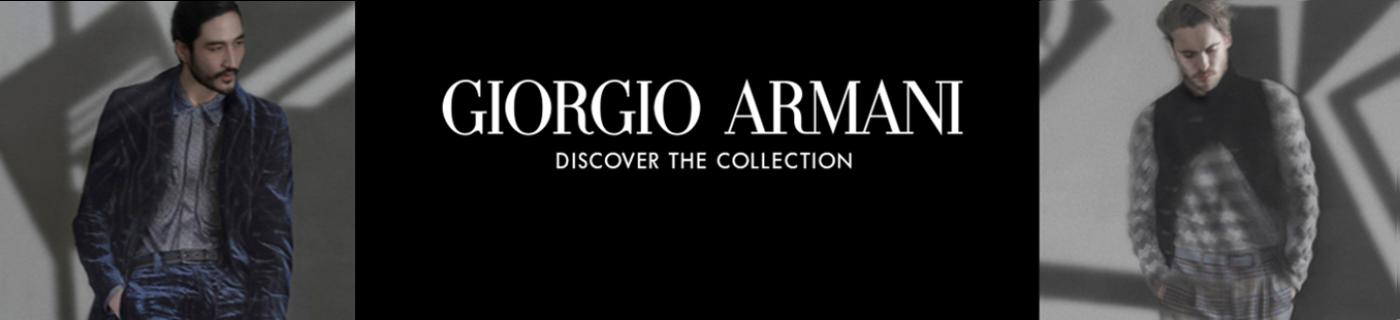 Giorgio Armani s autumn winter collection transcend borders   South ... 6a45bbcc1c70