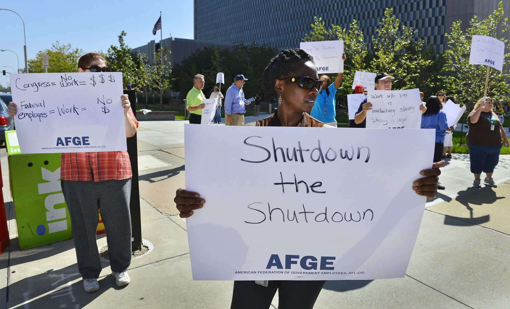 What does the US government shutdown mean for the global