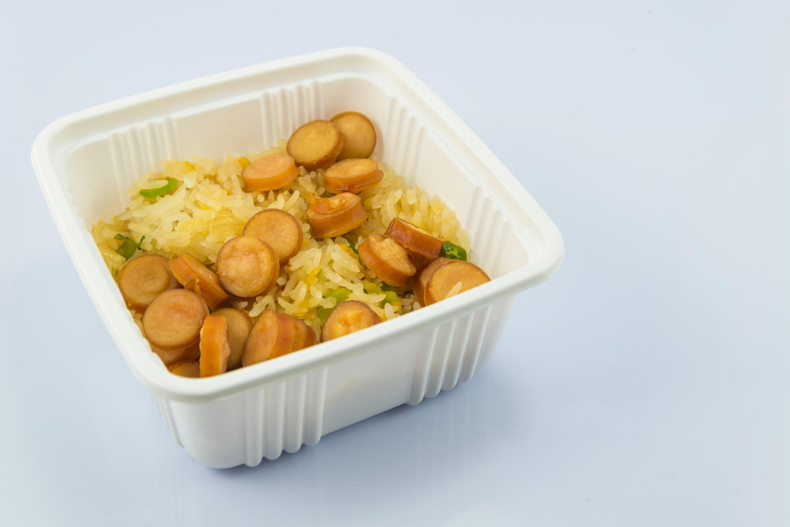 Microwaving Food In Ordinary Plastic