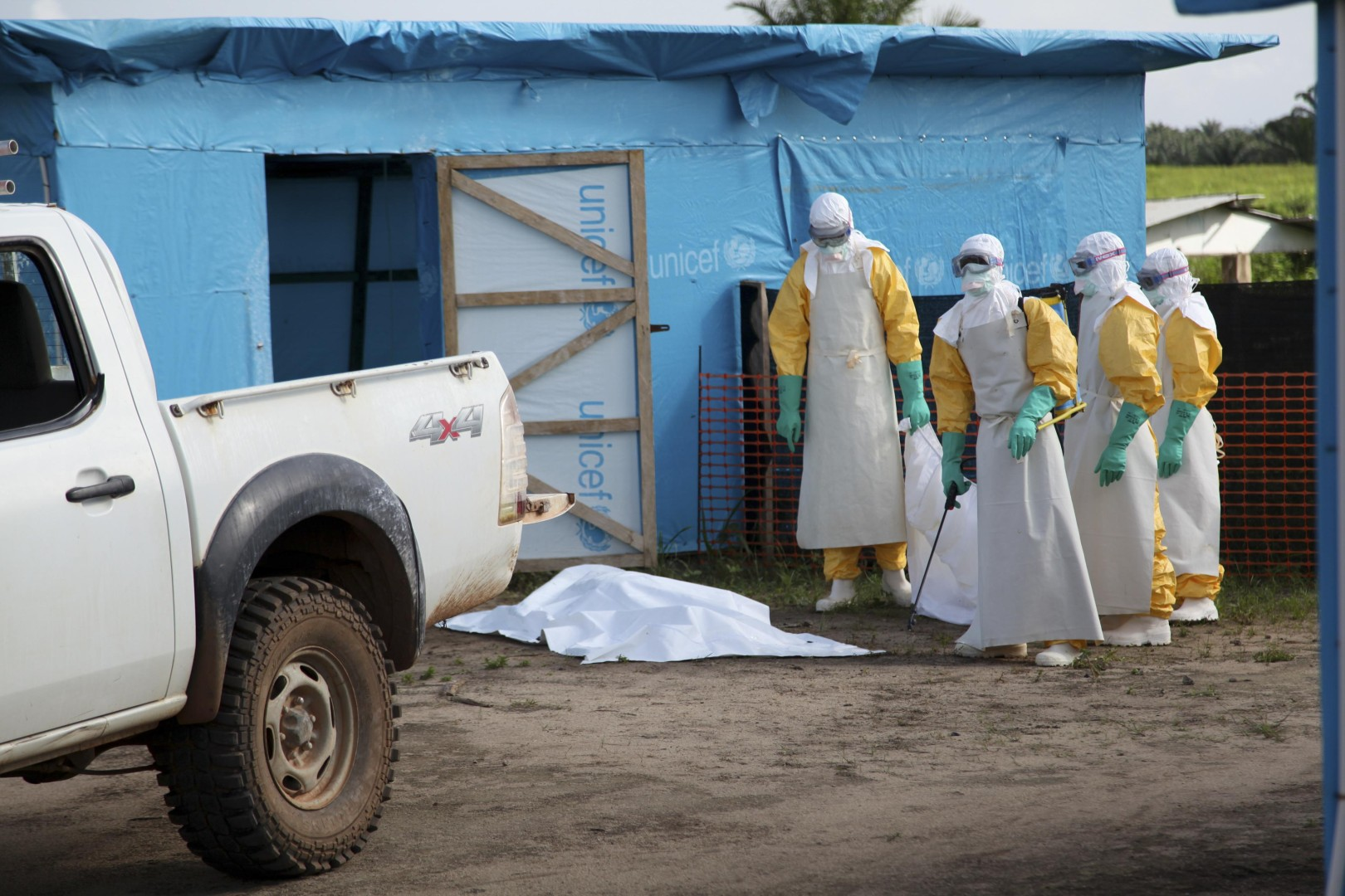 Ebola outbreaks explained | South China Morning Post