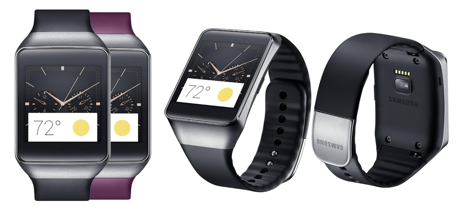 Face-Off: Android Wear smart watches - LG G Watch W100 Vs